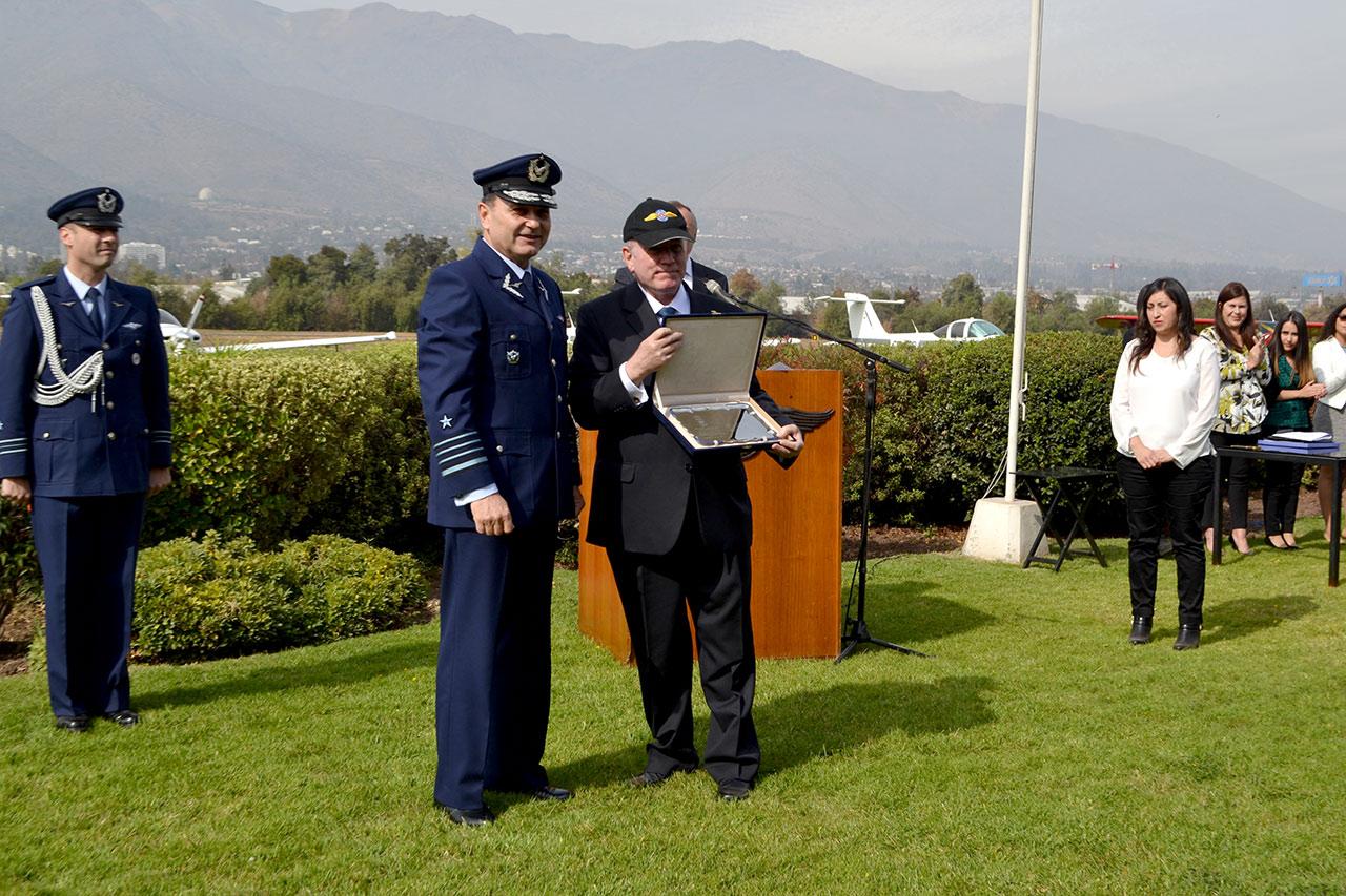 Aniversario 91 del Club Aéreo de Santiago