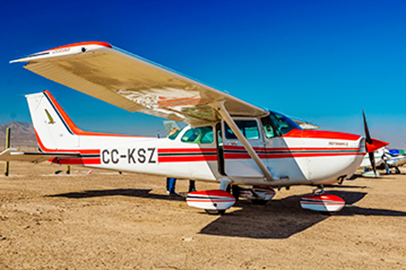Cessna 172 P