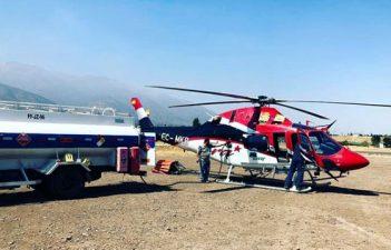 Vuelos ambulancia desde aeródromo de Tobalaba se duplicaron en 2018