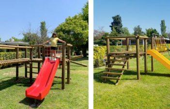 Renovación Juegos Infantiles