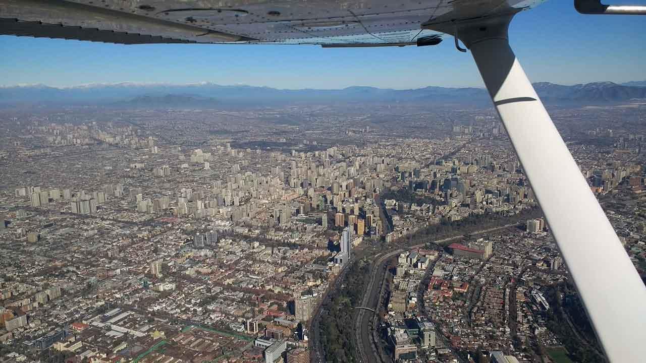 La Experiencia de Presenciar un Terremoto desde el Aire