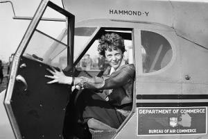 Se Cumplen 84 Años de la Misteriosa Desaparición de Amelia Earhart